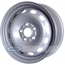 Magnetto (15000 S AM) 6,0Jx15 5/108 ET52,5 d-63,3 Silver Ford Focus II