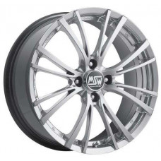 MSW 20-4 7,0x16 4/108 ET25 d-73,1 Silver Full Polished (W19162551B1) d-PLY