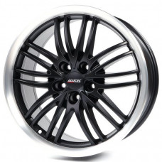 Alutec BlackSun 8,5x18 5/112 ET40 d-70,1 Racing Black Lip Polished (BS85840B73-6)