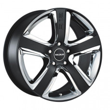 Radius RS012 9,0x20 5/120 ET25 d-72,5 Matt Black (RS0129020AA5NI25NB)