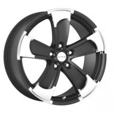 Radius RS014 8,0x18 5/115 ET38 d-71,1 Matt Black (RS0148018AA5S38NB)