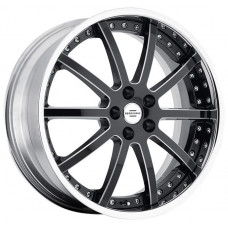 Rial Arktis 6,5x16 5/108 ET50 d-63,4 Diamond Black (ARK65650F52-6)