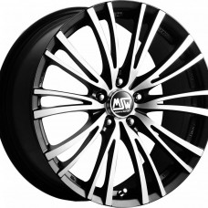 MSW 20-5 8,0x18 5/112 ET48 d-73,1 Silver Full Polished (W19166503B1) d-PLY