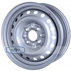 Magnetto (13000 S AM) 5,0Jx13 4/ 98 ET29 d-60,1 Silver ВАЗ 2101-2107/FIAT Seicento 187