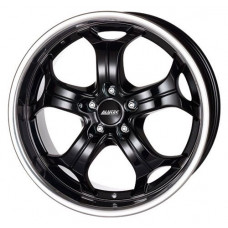 Alutec Dynamite 7,5x16 5/112 ET38 d-70,1 Diamond Black Front Polished (DY67538B73-1) ~