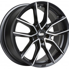 BBS XA0203 8,5x18 5/112 ET46 d-82 Black Diamond Cut (0360565#)
