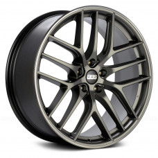 BBS CC2004 8,0x19 5/114,3 ET38 d-82 Graphite Diamond Cut (10020665)